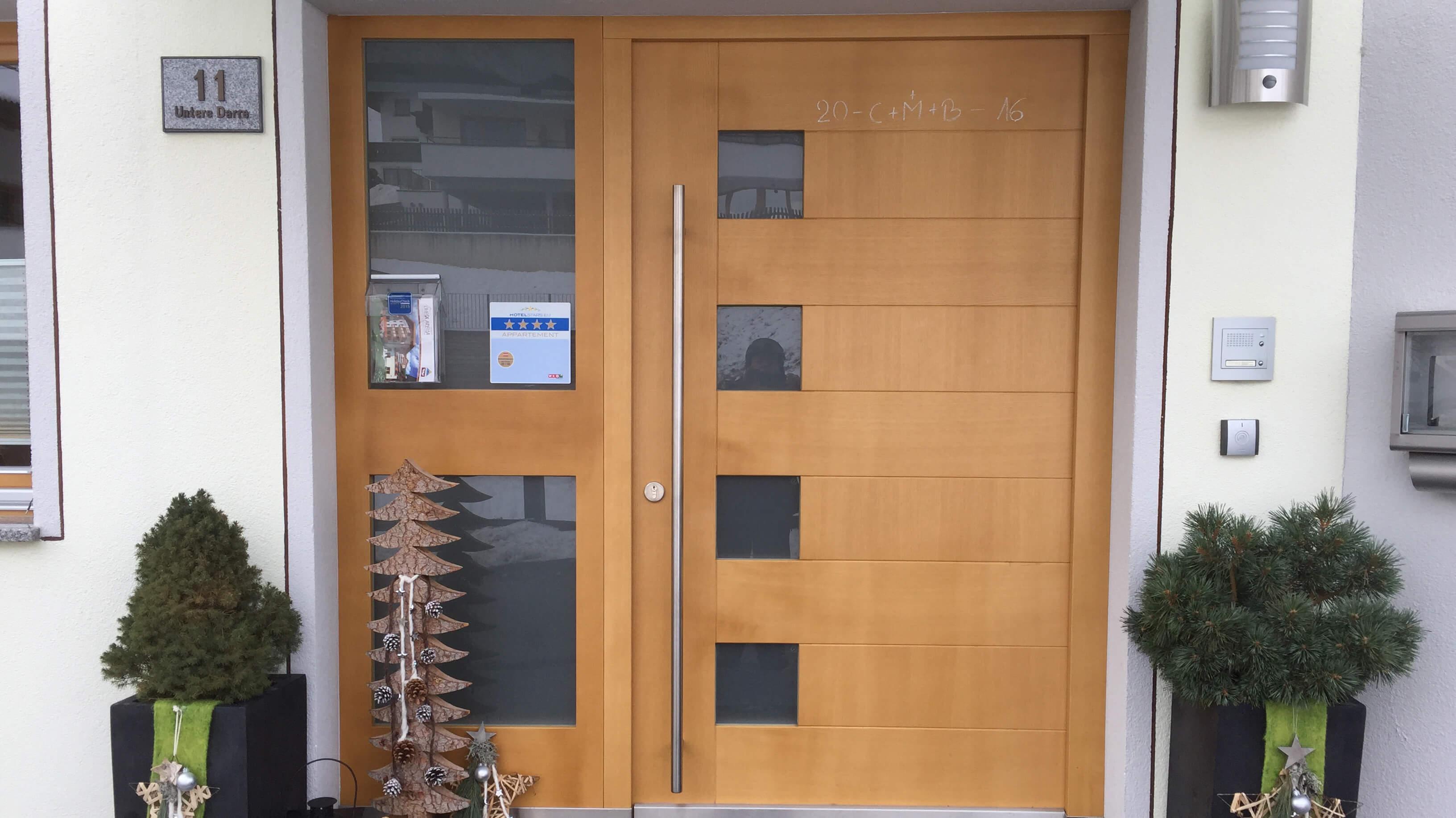 Schöne und hochwertige Innentüren, Objekttüren und Haustüren aus Holz