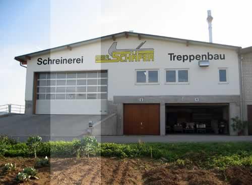 Schreinerei der Gebrüder Schäfer Schreinerei und Treppenbau GmbH