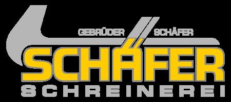 Logo der Gebrüder Schäfer Schreinerei in Rottenburg bei Tübingen
